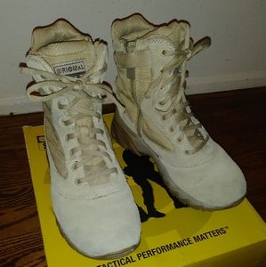 SWAT boots. Womens tactical. 7
